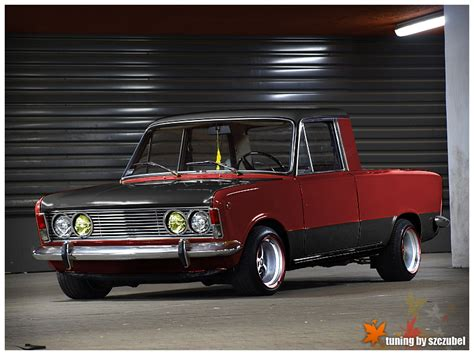 imagenes de pick up ford tuning fiat 125p pickup tuning by szczubel on deviantart