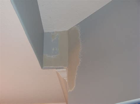 How To Patch Ceiling Drywall by Drywall Repair How To Drywall Repair Ceiling