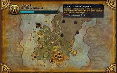thron des donners eingang wow insel des donners fortschritt