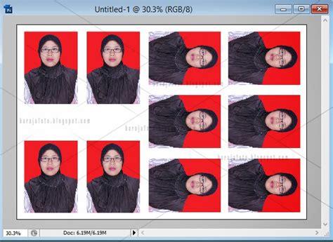 Kertas Cetak Foto cara mencetak pas foto dengan kertas ukuran 4r belajar photo