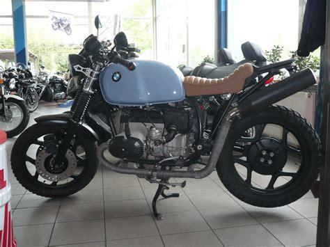 Auspuffanlage Motorrad Bmw R 80 by Umgebautes Motorrad Bmw R 80 Rt Von Reimo Reinhard