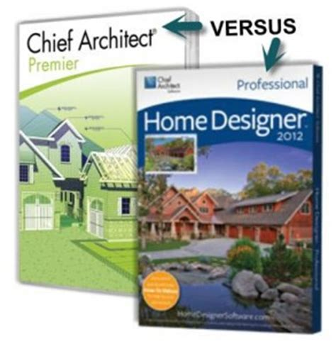 home designer pro by chief architect chief architect x6 premier versus home designer 2014