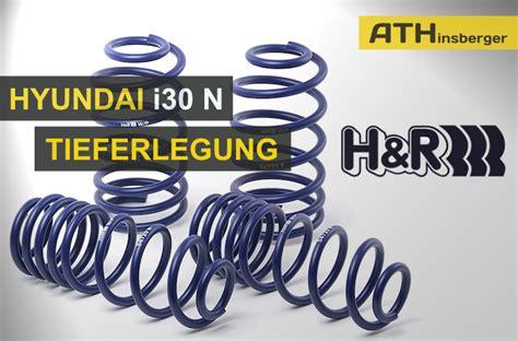 Hyundai I30 N Tieferlegung by Hyundai H1 Tieferlegung Autocar Bildideen