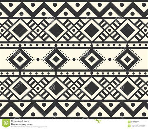 tribal pattern svg vector tribal ethnic pattern stock vector image 64618277