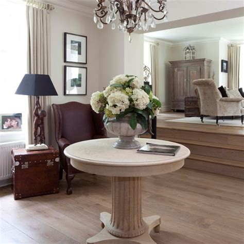 oak livingroom furniture open plan oak living room living room idea housetohome