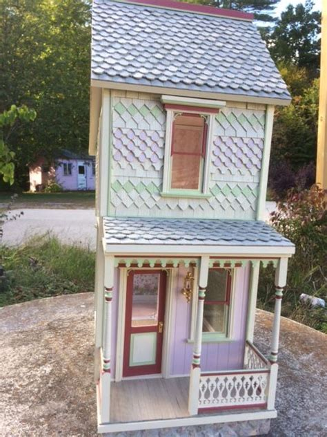 dollhouse exterior 18 best dollhouse exterior finishing ideas images on