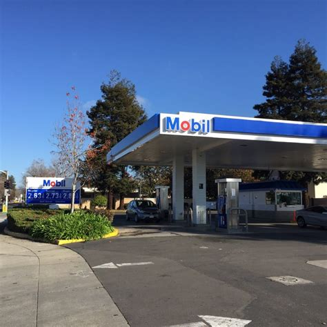 mobil gas station near me mobil gas stations 207 a st hayward ca phone