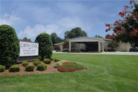cavin cook funeral home mooresville nc legacy