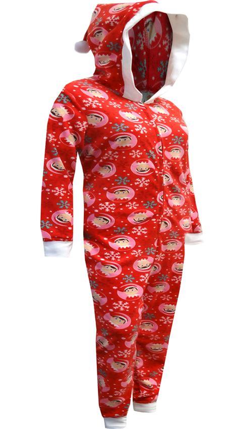 webundies on the shelf one hooded pajama