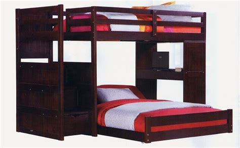 bunk bed rooms home design bedroom silver bunk bed with stairs sweet
