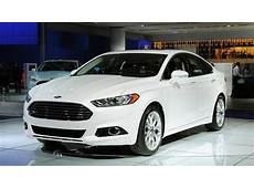 2017 Ford Fusion Redesign