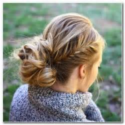 pretty and simple hairstyles for school new hairstyle
