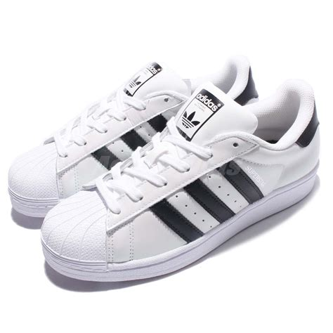 adidas originals superstar metallic leather white black classic shoes s75873 ebay