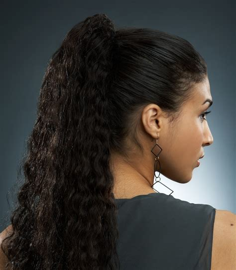 curly hairstyles style samba how to do a ponytail with thick curly hair short curly hair