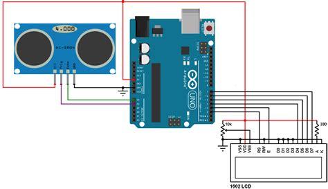 hc sr04 ultrasonic distance sensor code arduino with hc sr04 ultrasonic sensor simple projects