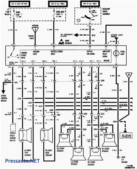 2003 chevy silverado 1500 stereo wiring diagram wiring