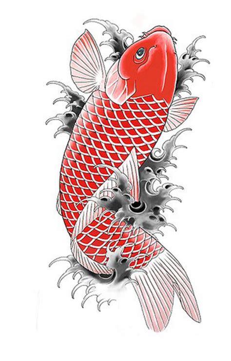 tattoo ikan koi yakuza flickr photo sharing