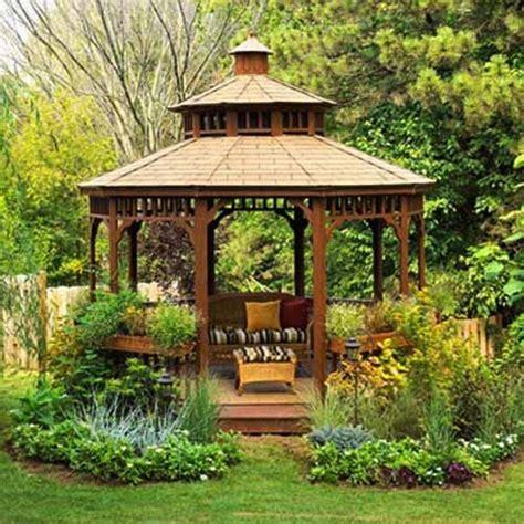 Small Patio Gazebo Best 25 Garden Gazebo Ideas On Backyard