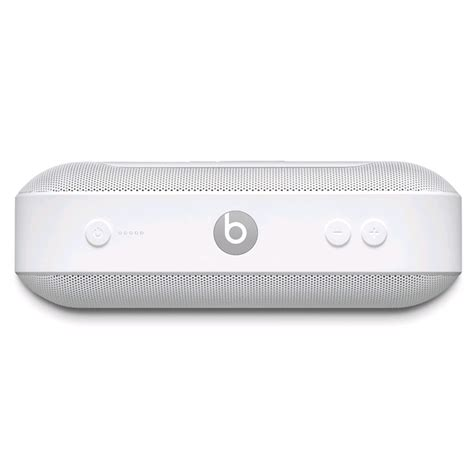 Speaker Bluetooth Beats By Dre beats by dre beats pill wireless bluetooth speaker white expansys thailand