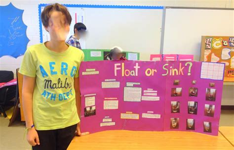 sink or float science fair project mrs t s classroom march 2014