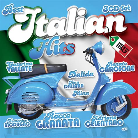 the best italian songs best italian hits 50 hits from the 50s 60s