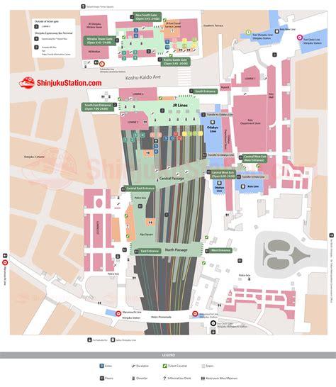 tokyo station floor plan tokyo station floor plan shinjuku station map finding your