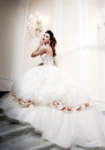 cinderella wedding dress daniel degli onofri wedding dresses wedding inspirasi