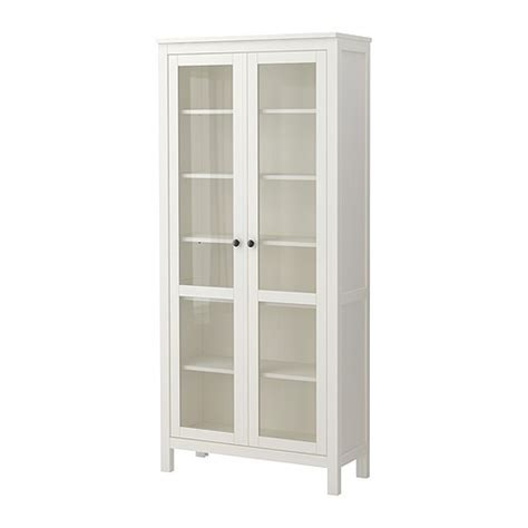 hemnes glass door cabinet hemnes glass door cabinet white ikea
