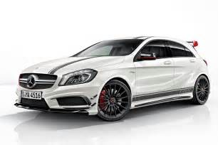 Mercedes Benze Amg Nancys Car Designs New Mercedes A45 Amg Edition 1