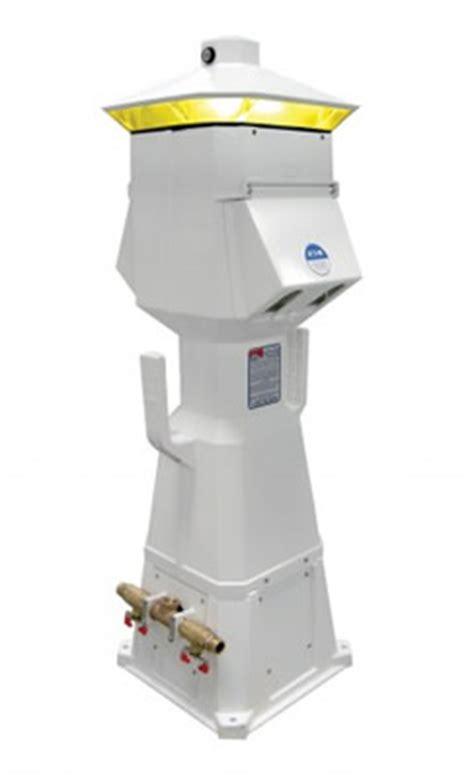Shore Power Pedestal henderson marine supply lighthouse power pedestal