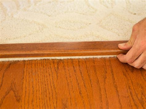Wood Floor To Carpet Transition by Tips For Matching Wood Floors Home Remodeling Ideas
