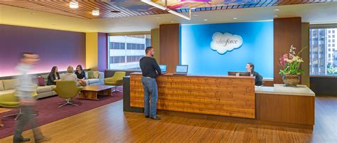 Salesforce Offices by Salesforce Global Expansion Technology Project Management
