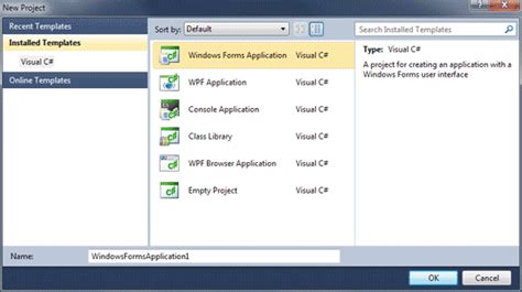 c windows form template visual c net your windows form