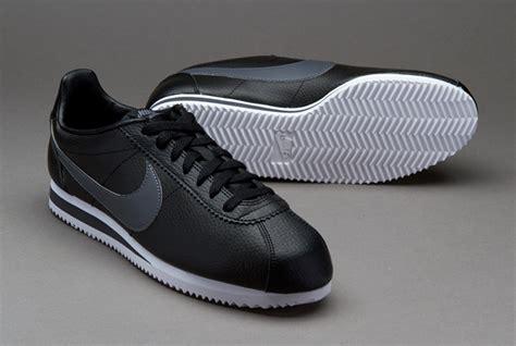 Sepatu Nike Cortez Black Textile nike air max nike classic cortez leather black mens