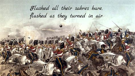 charge of the light brigade the charge of the light brigade by lord alfred tennyson