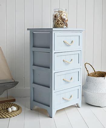 Huntington Beach Bathroom Cabinet 4 Drawers For Nautical Nautical Bathroom Furniture