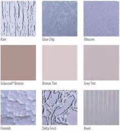Shower door glass types for pinterest