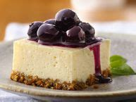 membuat simple cheesecake blueberry cheesecake squares recipe from betty crocker