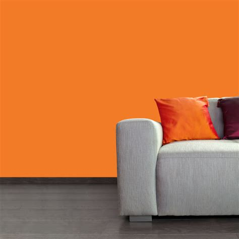 orange walls moving tip depersonalizing your space movingal