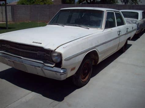 Dodge 4 Door by 1969 Dodge Dart Custom 4 Door For Sale In Mesa Arizona United States