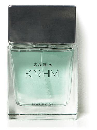 Parfum Zara For Him zara for him silver edition zara cologne un parfum pour