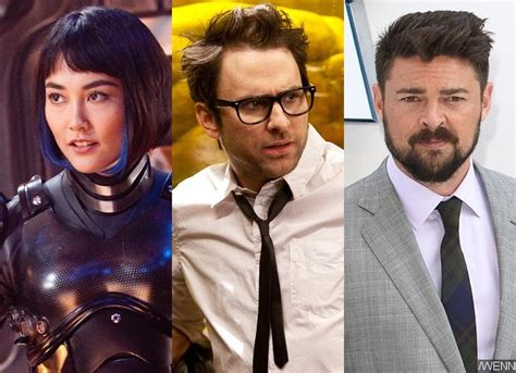 charlie day pacific rim 2 pacific rim 2 rinko kikuchi and charlie day may return