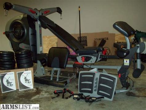 armslist for sale trade the bowflex revolution