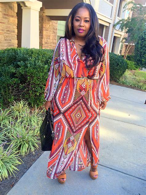 Tami Maxi my style jadine printed chiffon maxi dress talking with