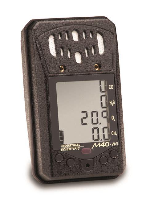 Multi Gas Detector M40 industrial scientific isc m40 m multi gas monitor