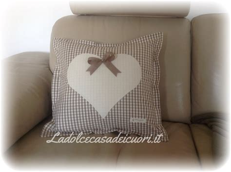cuscini stile country cuscini in stile country chic per la casa e per te