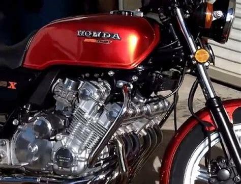 Motorrad Mit 6 Zylinder by 1979 Honda Cbx By Bare Bone Rides Sechs Zylinder Sind