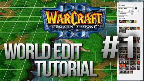 wilderness survival warcraft 3 tutorial youtube warcraft 3 world editor cz tutorial d 237 l 1 br 225 ny gates