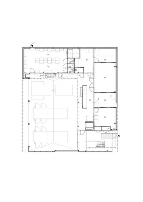 Fire Station Floor Plans Design by Fire Station In Utrecht The Netherlands By Van Rooijen