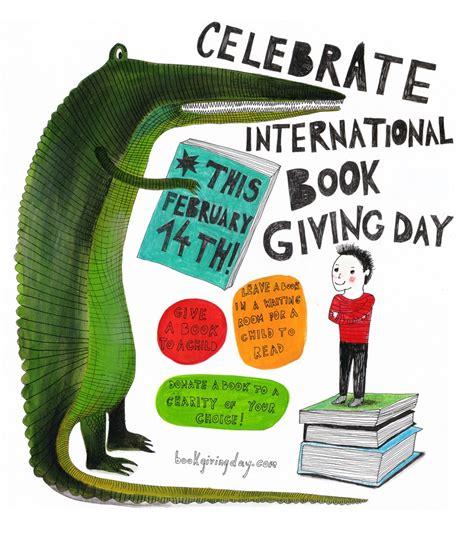 International Book Giving Day 2014 Poster International